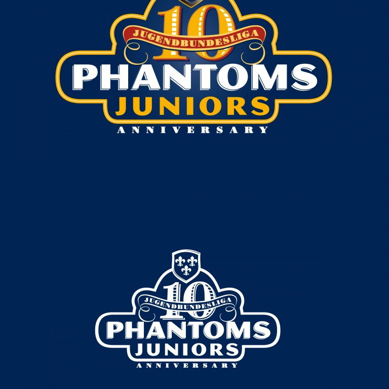 Phantoms_Juniors_10Logo_Wht